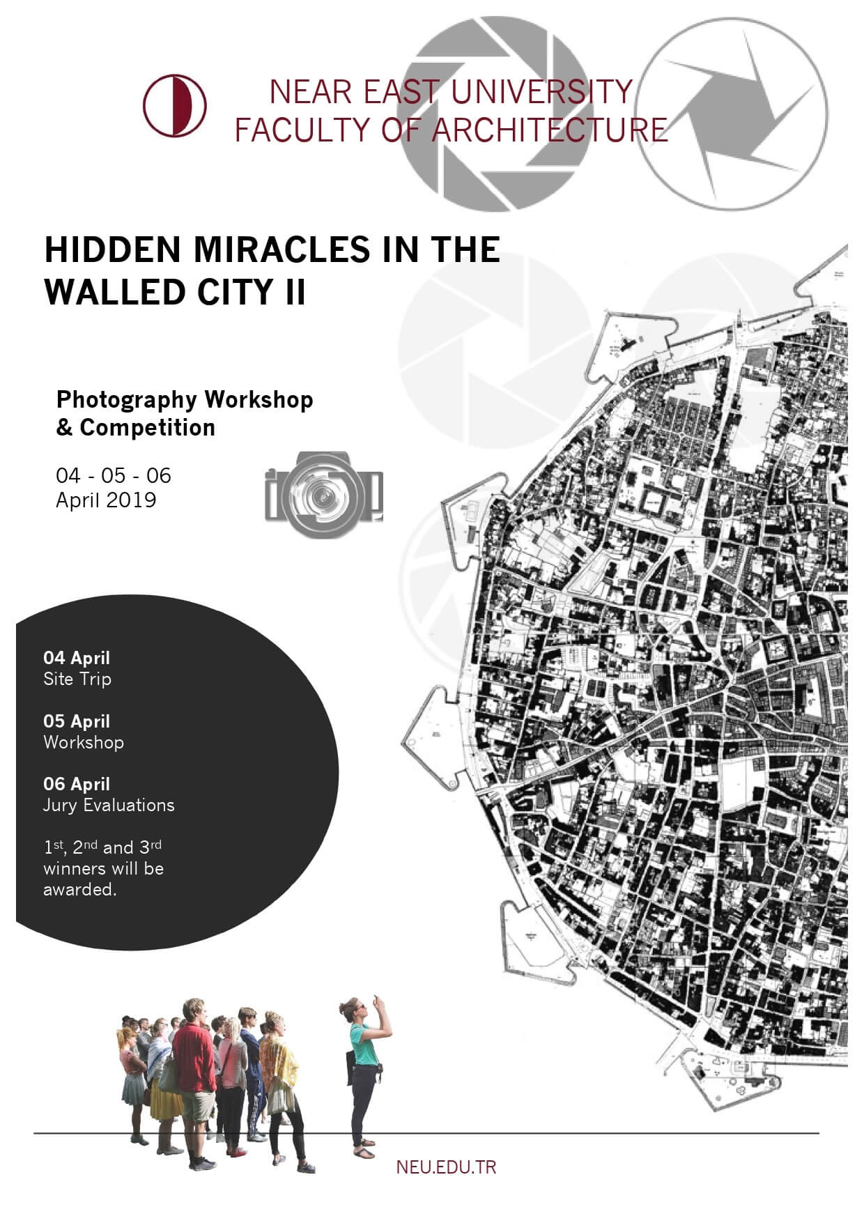 "Photography Workshop & Competition: ""Hidden Miracles in the Walled City II"""