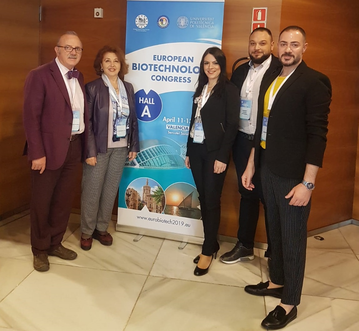 4 Oral Presentations and 6 Poster Presentations of the Near East University Researchers in the Biotechnology Congress held in Spain became the focus of attention
