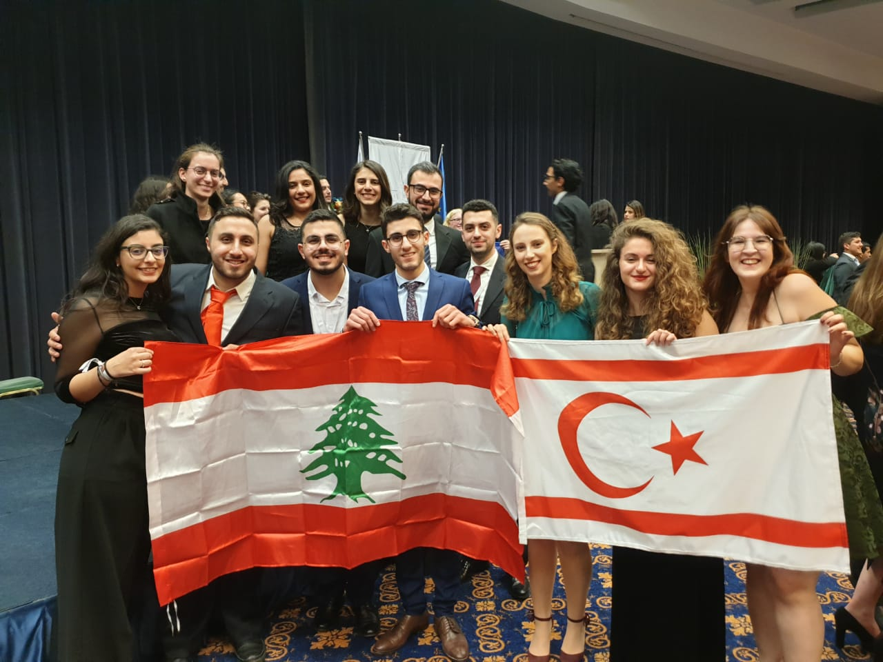 Medical Students Association of Northern Cyprus Attended the 68th IFMSA General Assembly Meeting…
