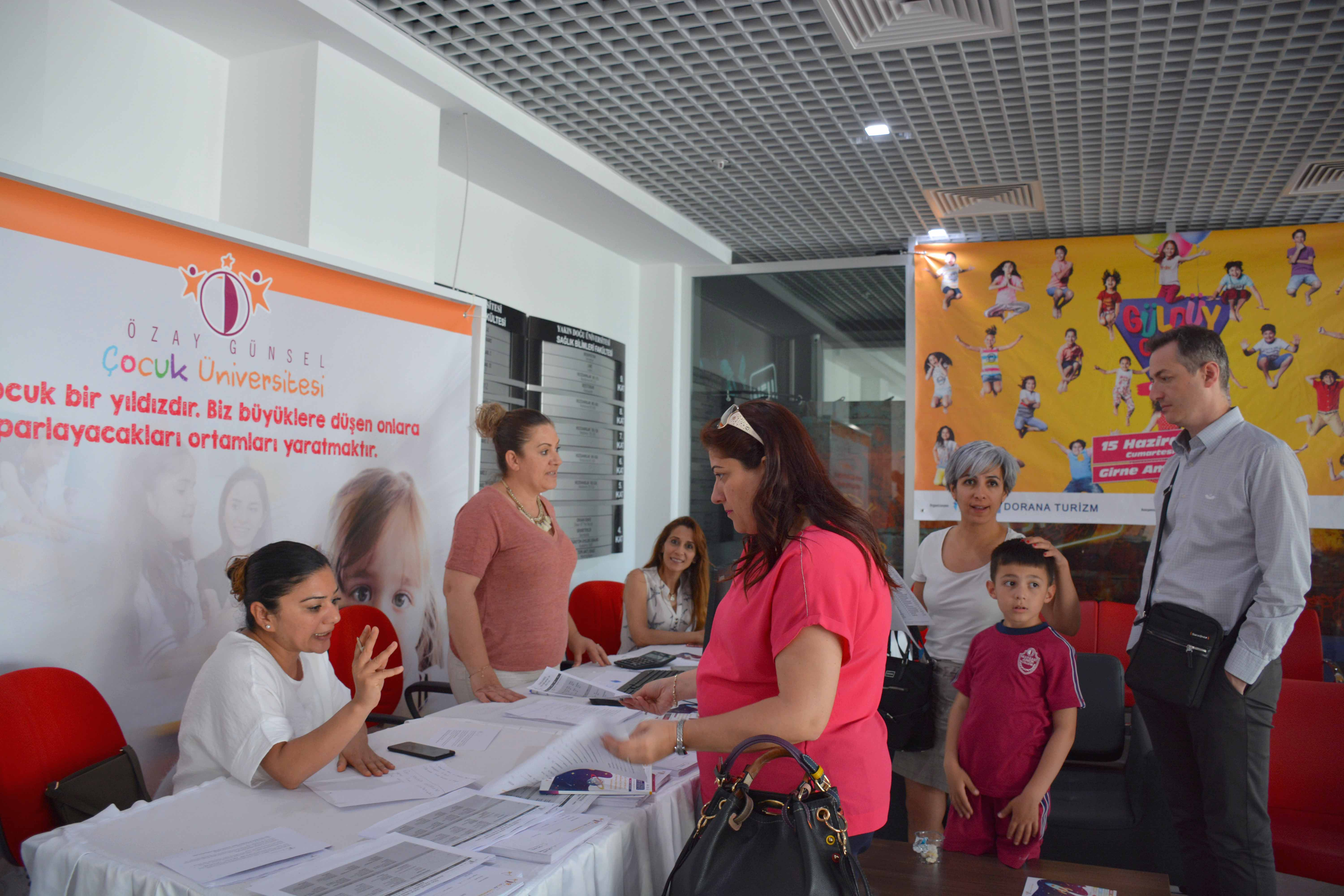 The second parent Information Meeting of Özay Günsel Children's University Was Realized…