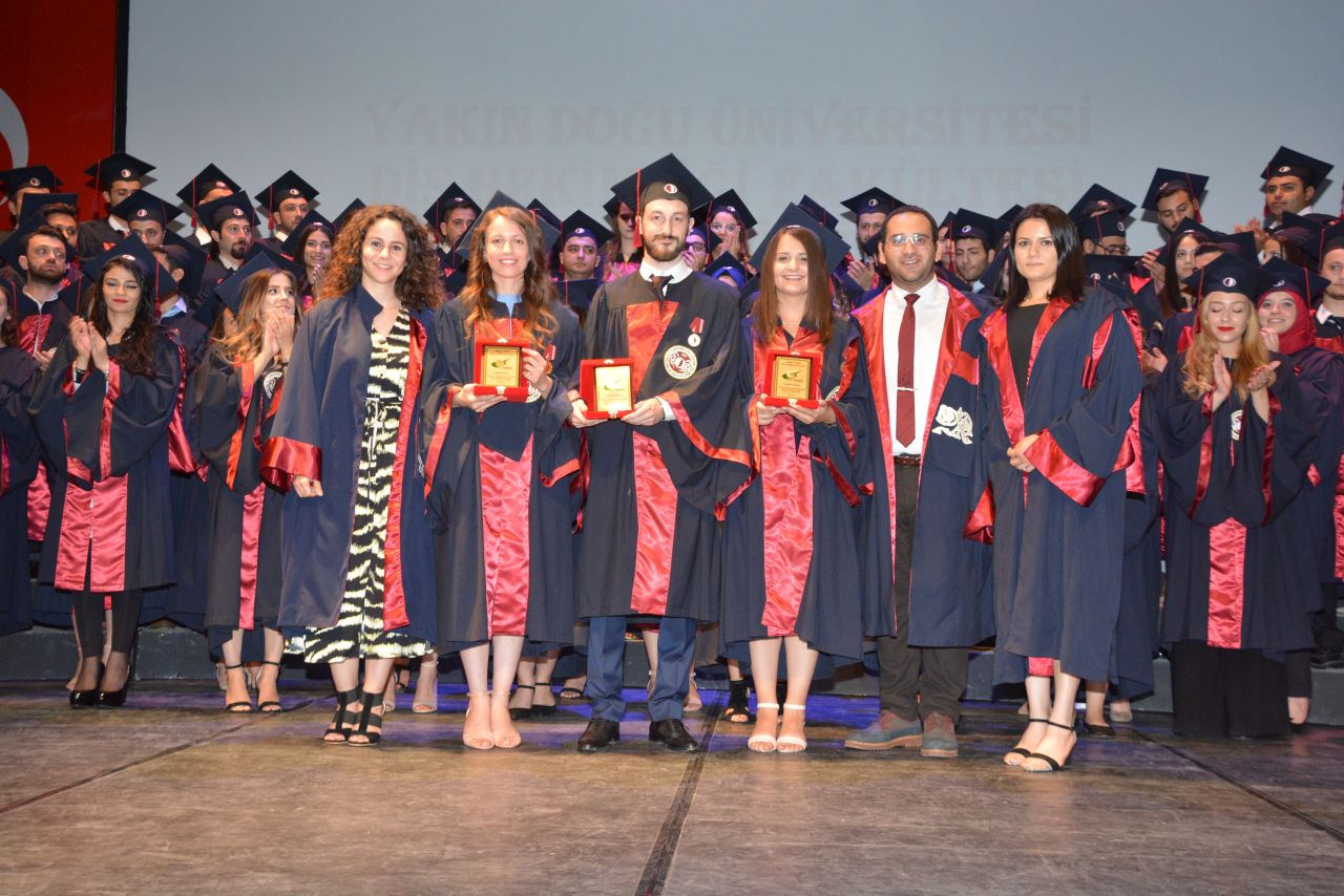 Near East University Faculty of Dentistry Graduation Ceremony Has Recently Been Held…
