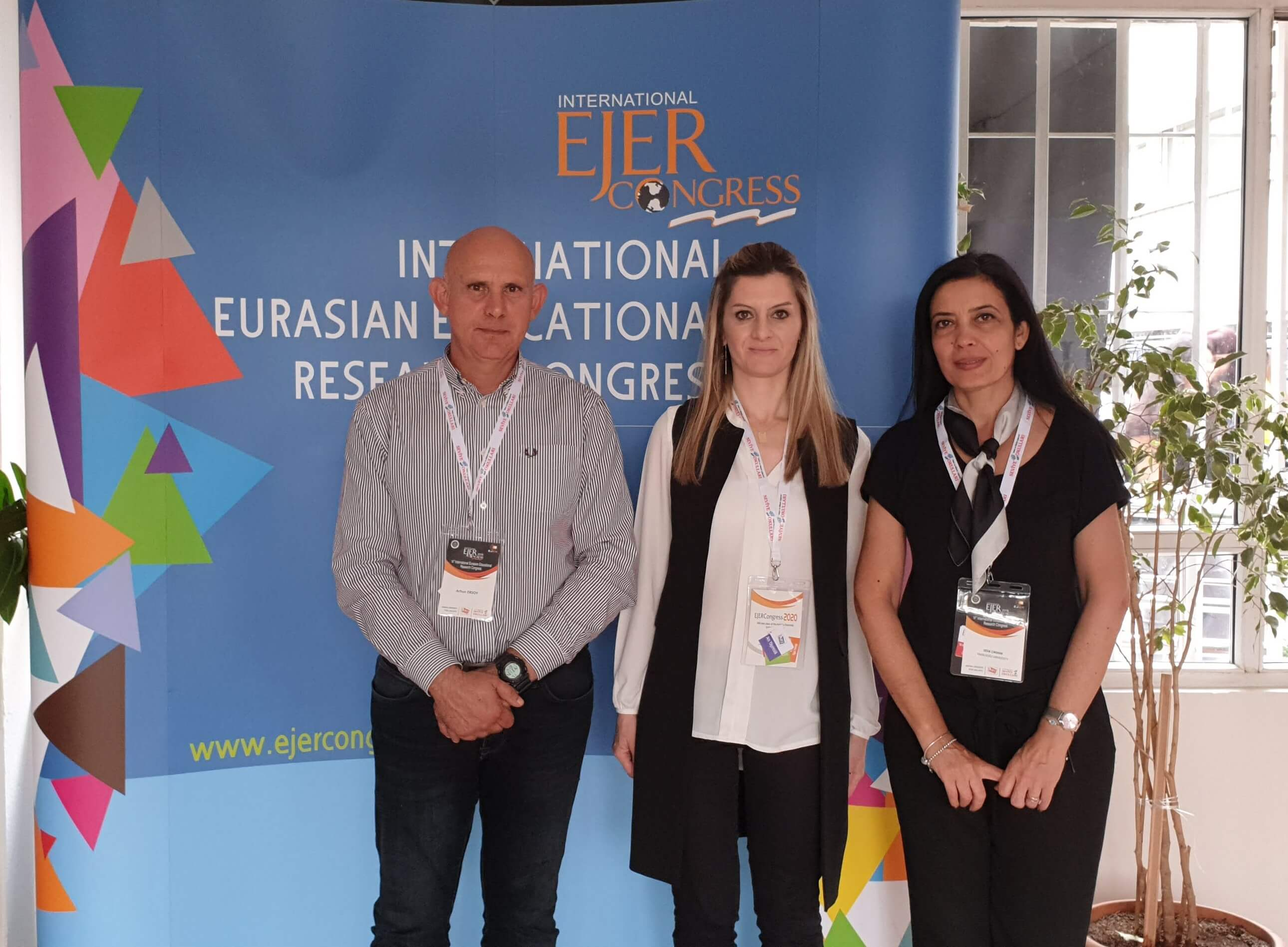 Near East University Preparatory School Represented At The International Congress Organized by Ankara University and EJER Magazine…