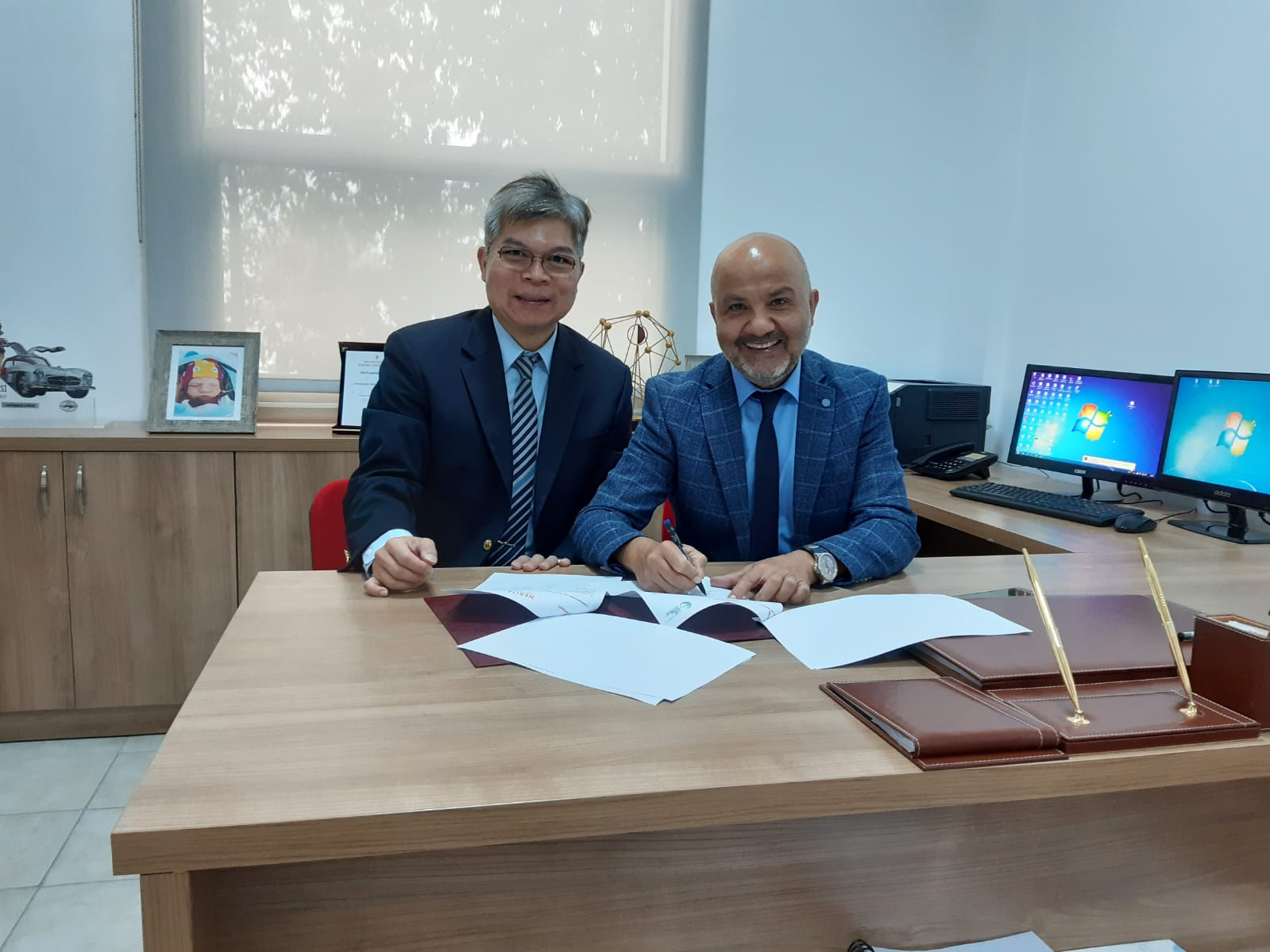 Research on Sleep Medicine Technologies to be conducted… Cooperation Protocol signed between Near East University and International Sleep Medicine Technology Association