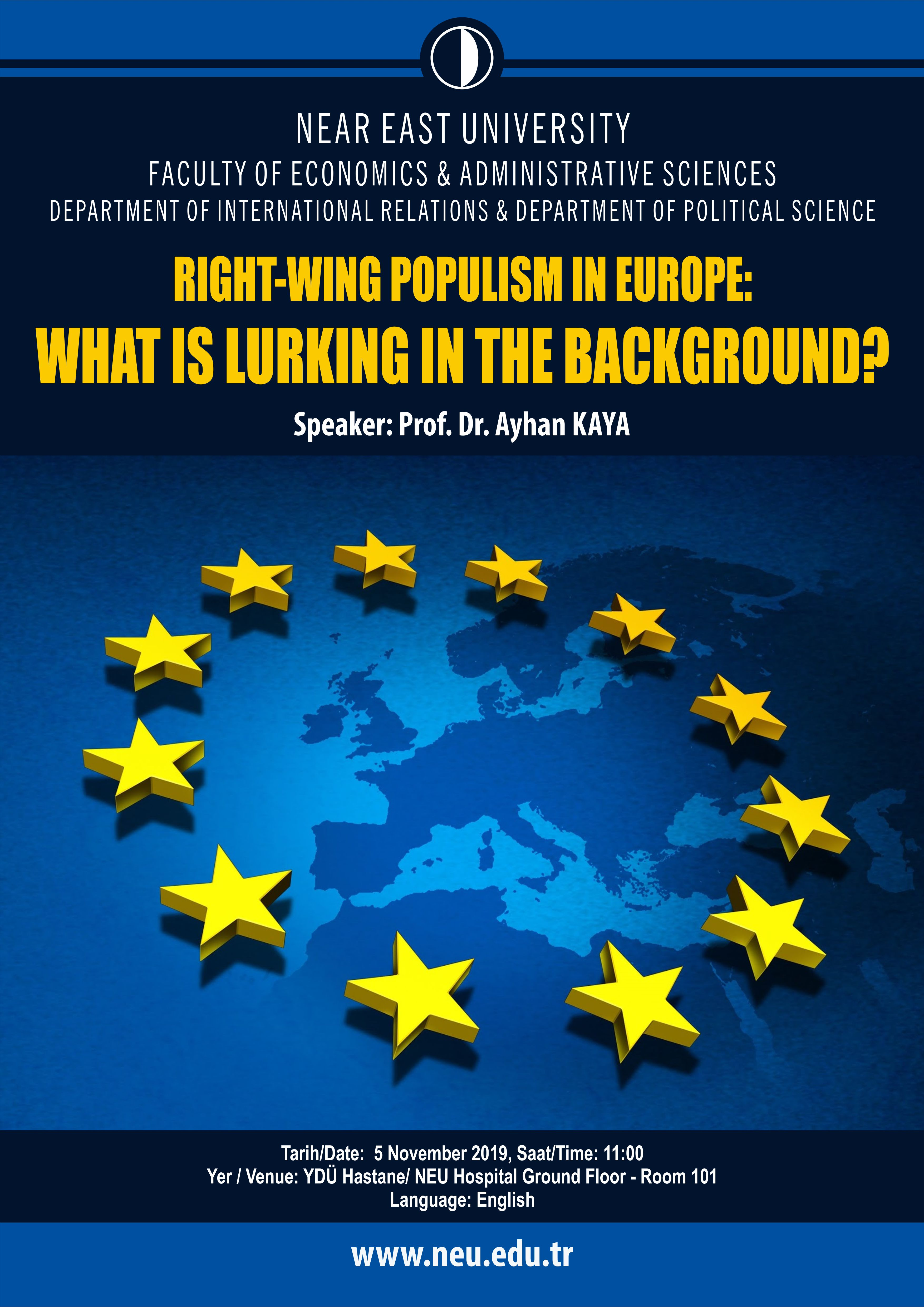 Right – Wing Populism in Europe: What is Lurking in The Background?