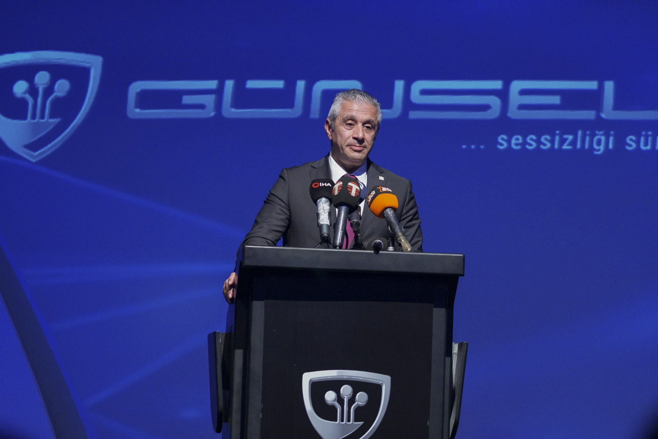 The first model of Günsel, The Domestic Car of the TRNC, was launched with a magnificent ceremony