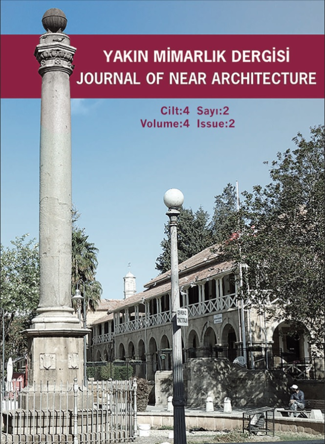 """Near Architecture"", released by the Faculty of Architecture of Near East University, began to be scanned in international scientific indexes."