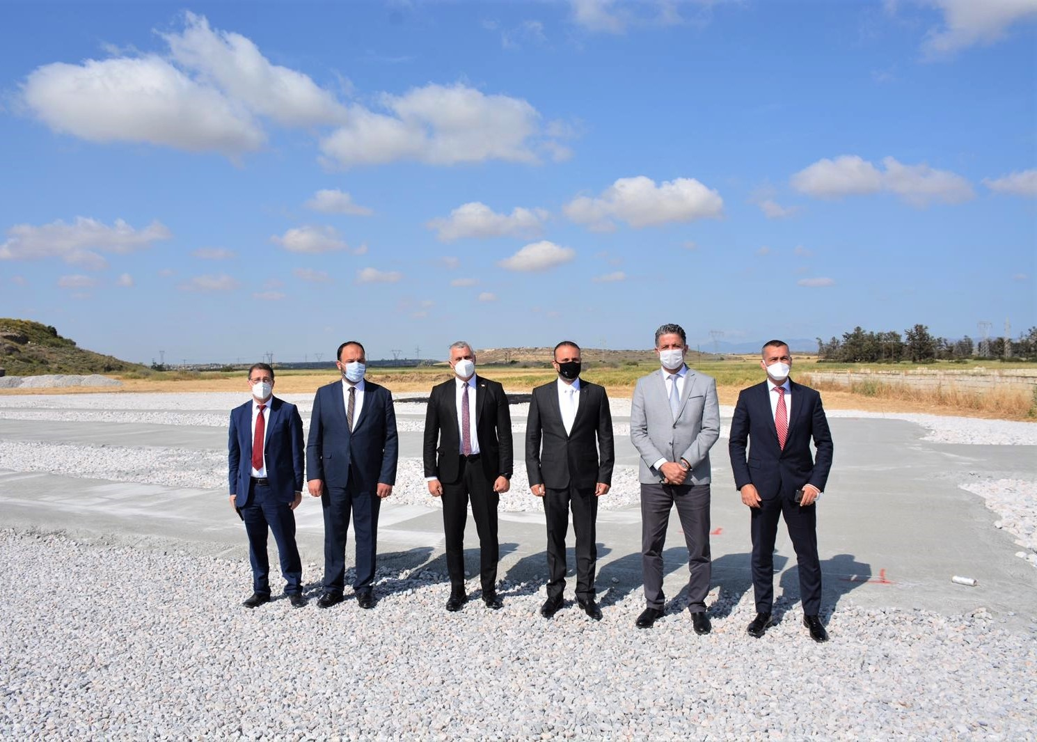 The Near East Enterprises will establish the second of the 6 State Primary Schools in 6 districts of the TRNC, in Iskele