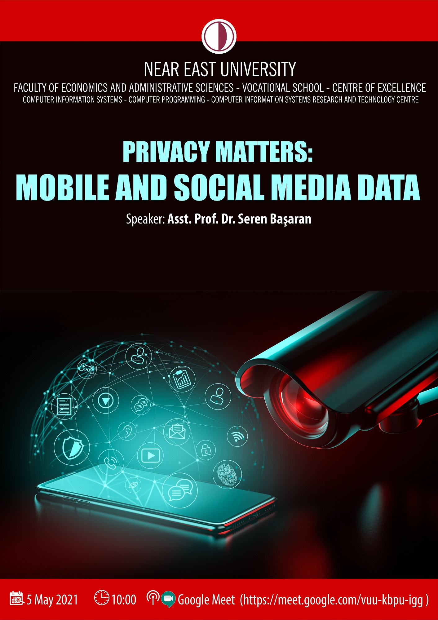 Privacy Matters: Mobile and Social Media Data